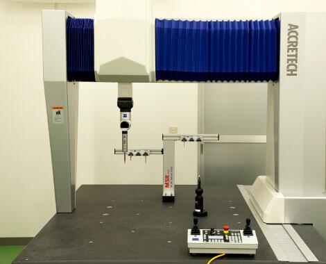 門型3次元測定機